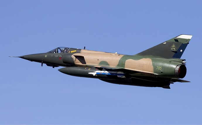 Chile_Air_Force_Dassault_(SABCA)_Mirage_5MA_g-2