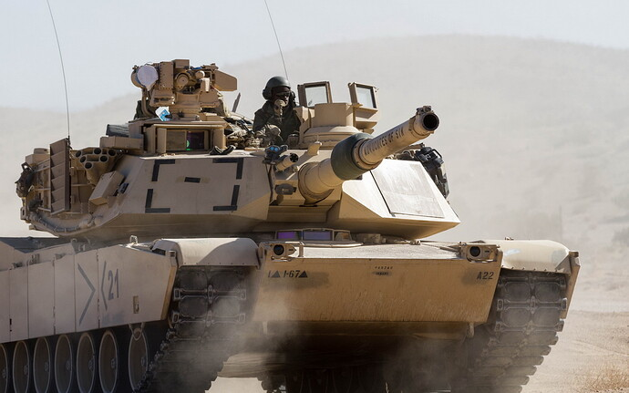 m1-abrams-american-main-battle-tank-the-us-the-american-army-modern-armored-vehicles
