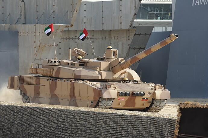 AMX Leclerc, is a main