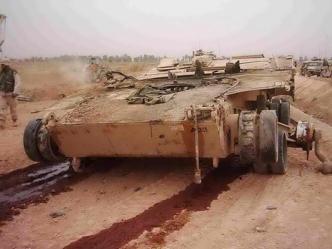 M1A1 Destroy 6