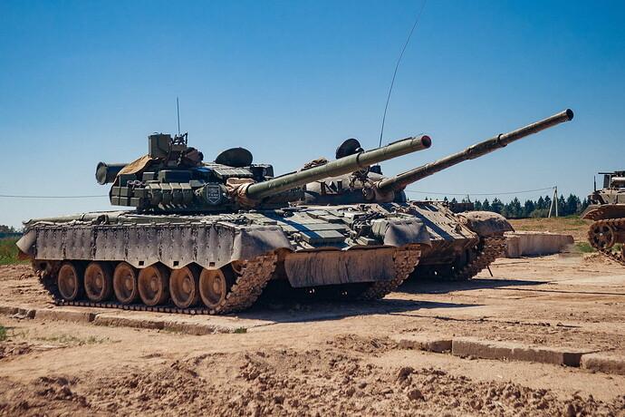 tank-T-80
