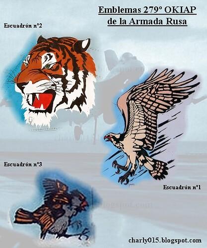 su-33 emblemas