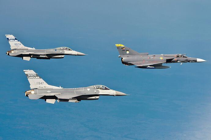 Colombian_Air_force_Kfir_F-16