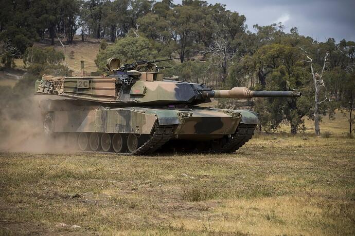 australian-m1a1-main-battle-tank